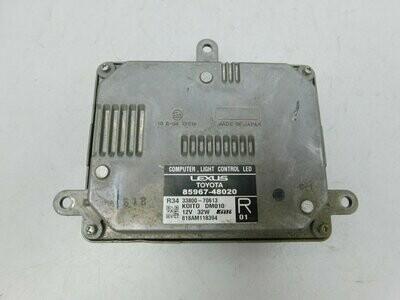 Блок розжига LED фары правой. LX 570 (URJ200) 2007> (б/у)