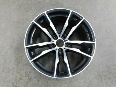 BMW Х5M F85 R20x11 1/2J Царапины. X5 F15 2013-2018 (б/у)