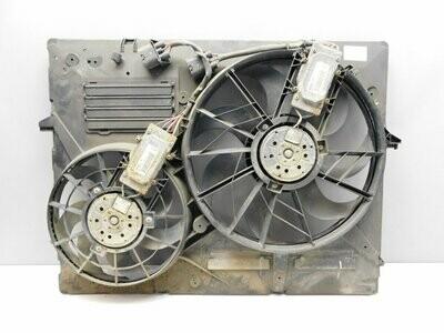2.5TDI В сборе с диффузором. Touareg 2002-2010 (б/у)