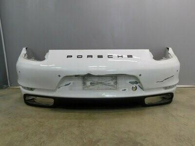 911 turbo S. Рестайлинг с 2015г. Отремонтирован незначительный дефект. В сборе с юбкой. Porsche 911 (991) 2012> (б/у)