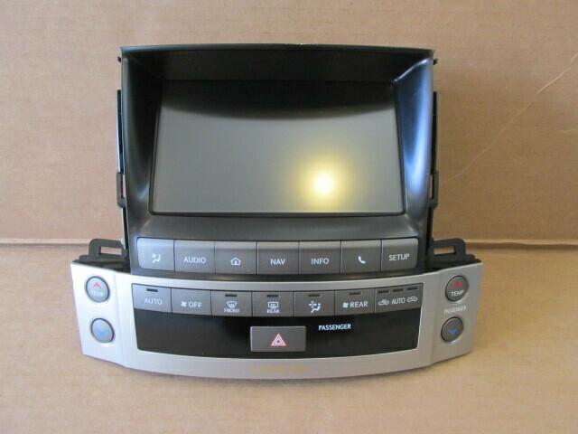Монитор бортовой/Multi-Display LX 570 (URJ200) 2007> (б/у)