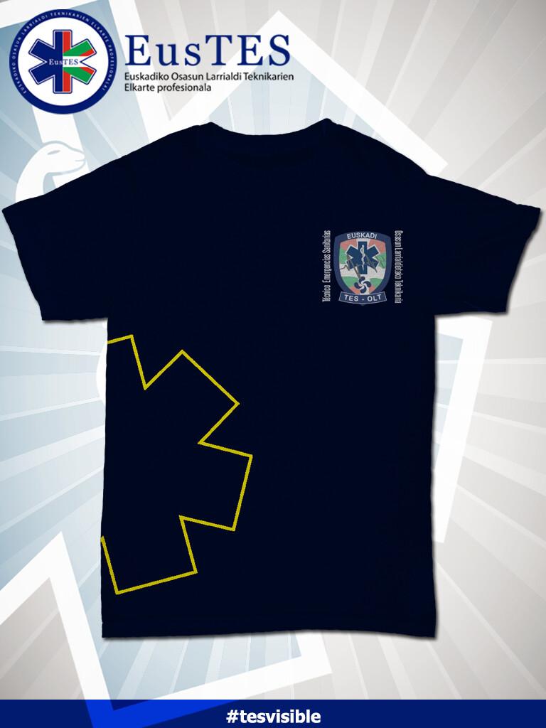Camiseta TES-OLT Euskadi Kamiseta