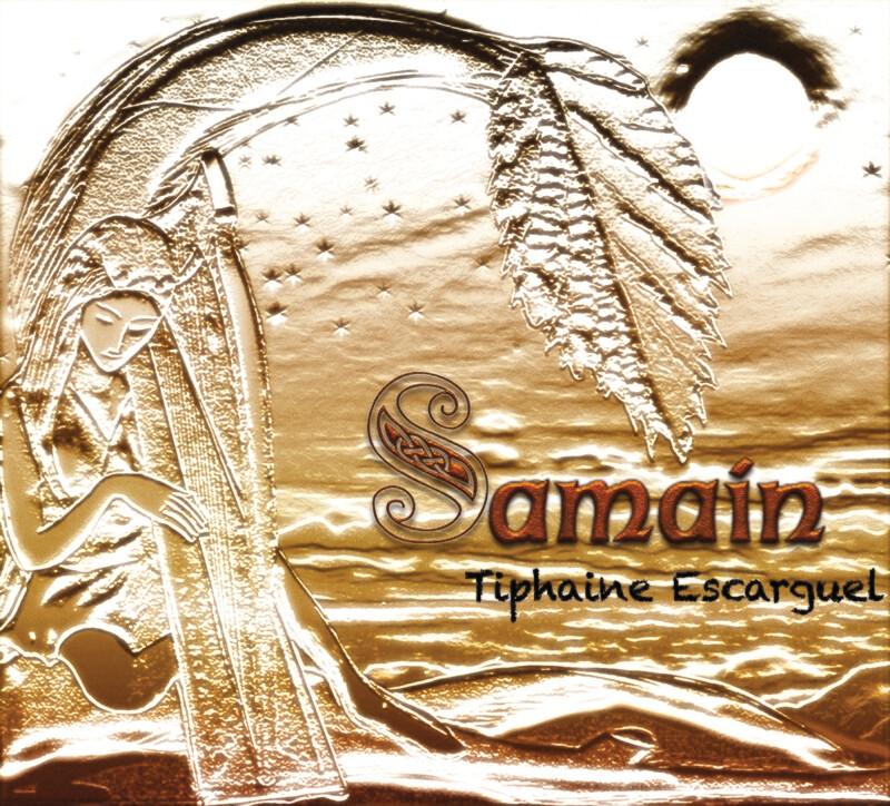 CD Samaïn de Tiphaine Escarguel