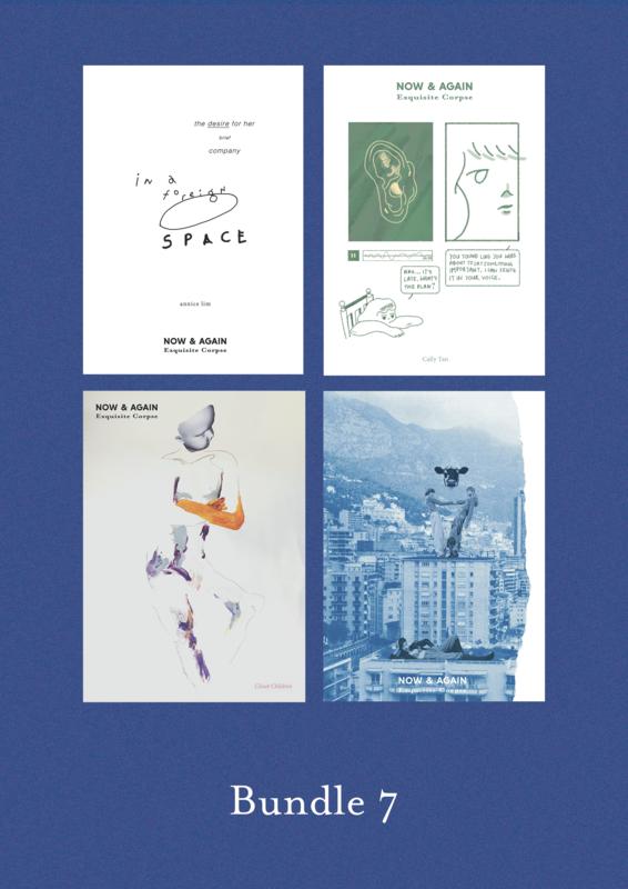 Postcard Bundle 7