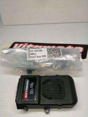 antifurto elettronico paltrolline hps 430 honda 300