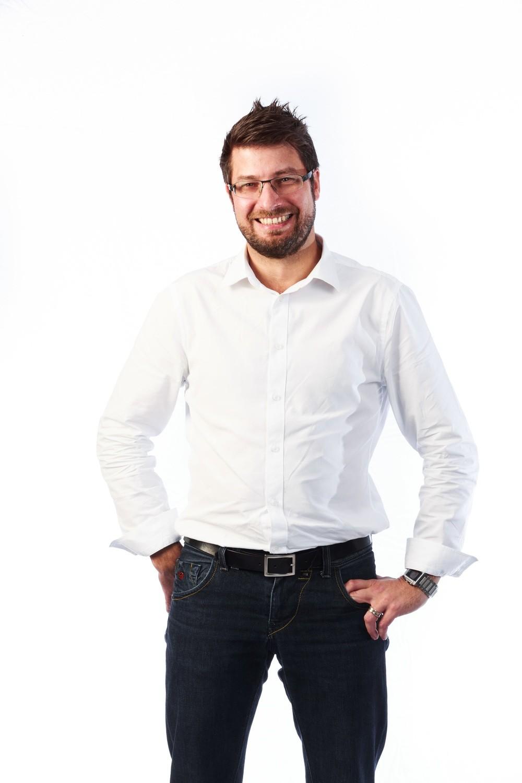 Corporate Portrait - Headshot 2 set ups
