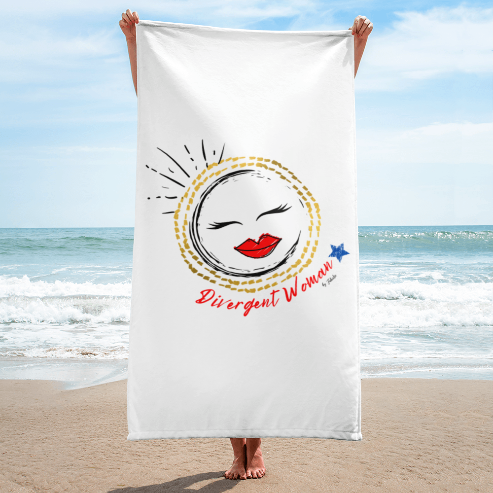 Towel Divergent Woman