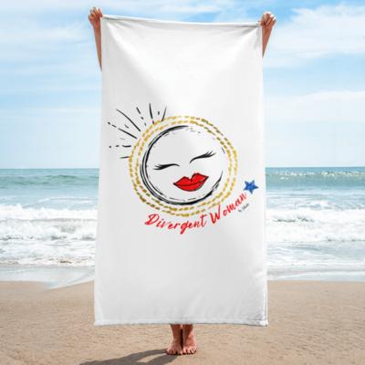 Towel Divergent Woman
