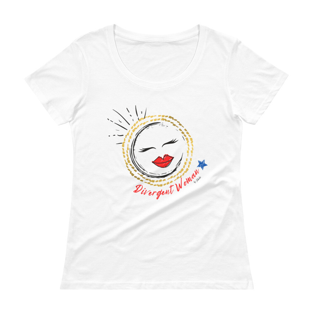 Divergent Woman T-shirt W.