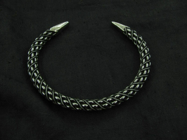 Handmade Denmark Type Viking Oath Ring (Armlet)