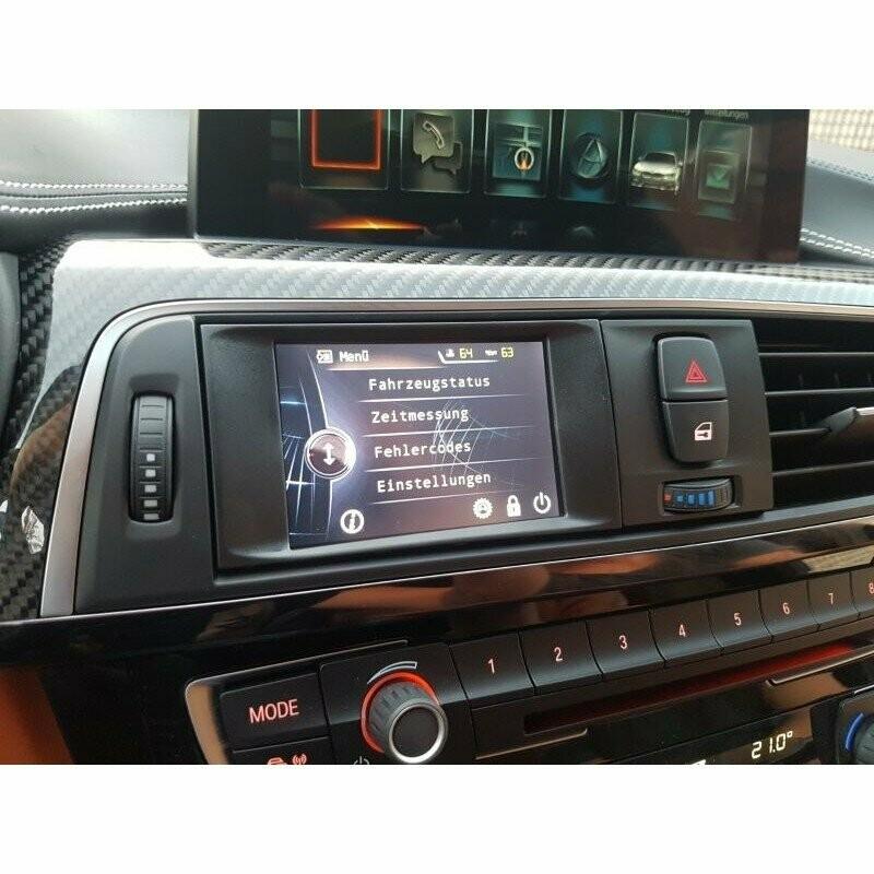 AK-MOTION DISPLAY BMW-SERIES