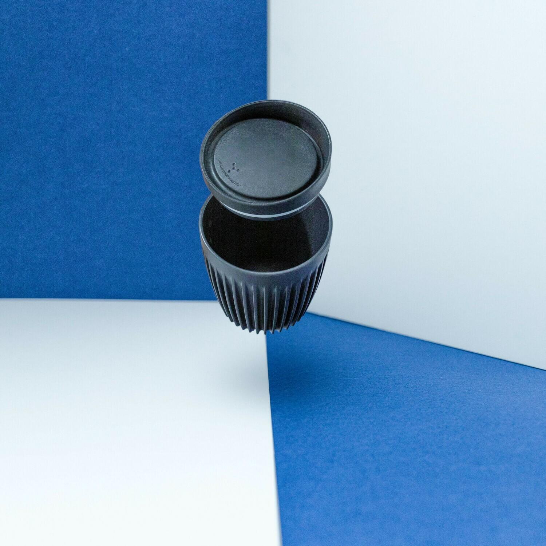 Huskee Cup - Take Away Beker + 1 gratis koffie