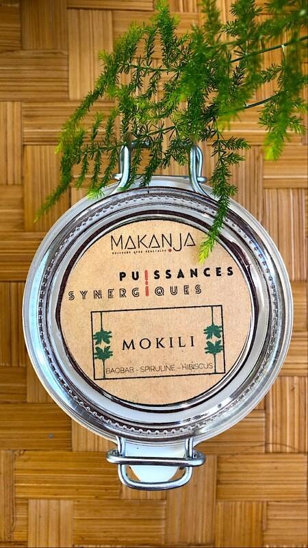 MOKILI - Spiruline, hibiscus, boabab