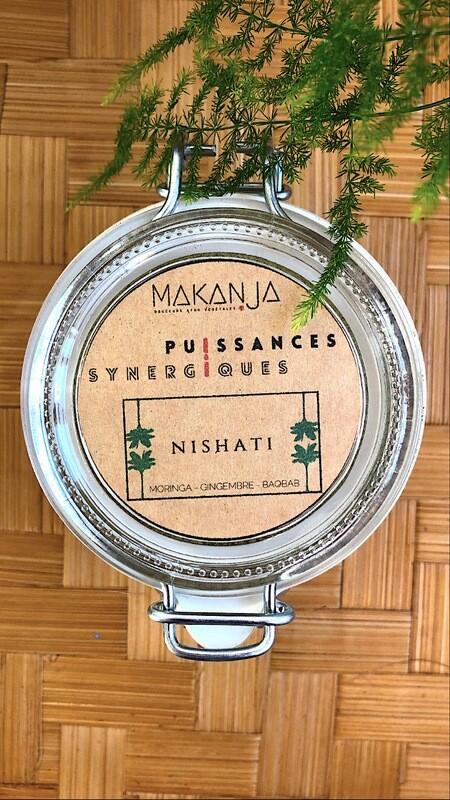 NISHATI - Moringa, baobab, gingembre