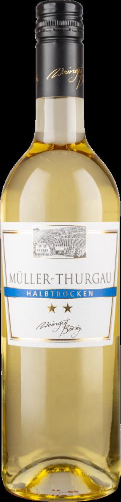 2019 Müller Thurgau -halbtrocken-
