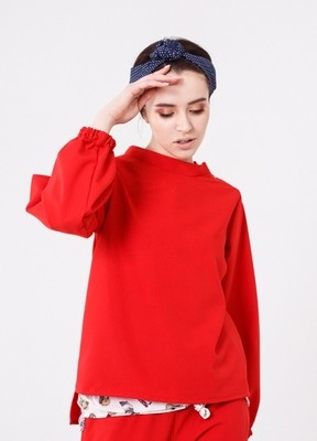 Блуза RED BLOUSE