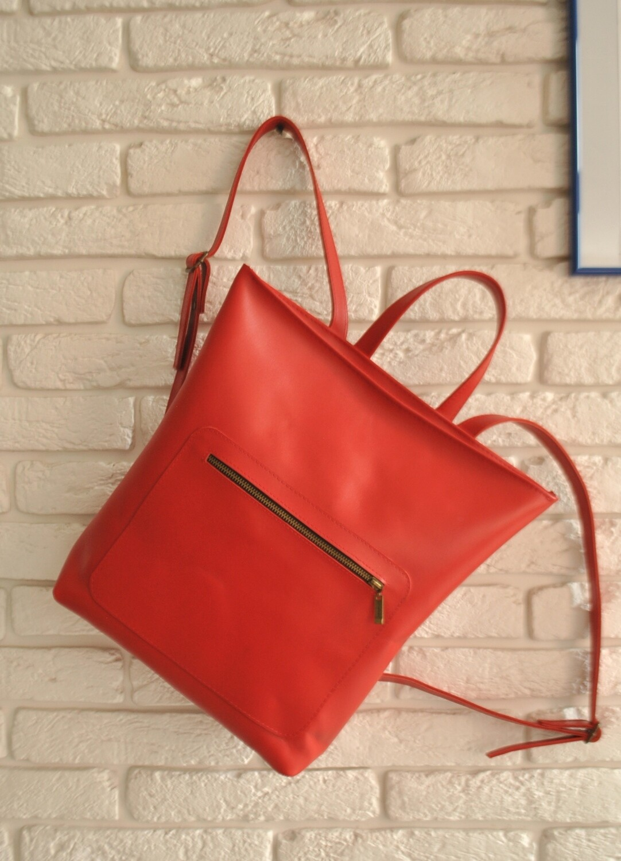 Рюкзак Backpack RED
