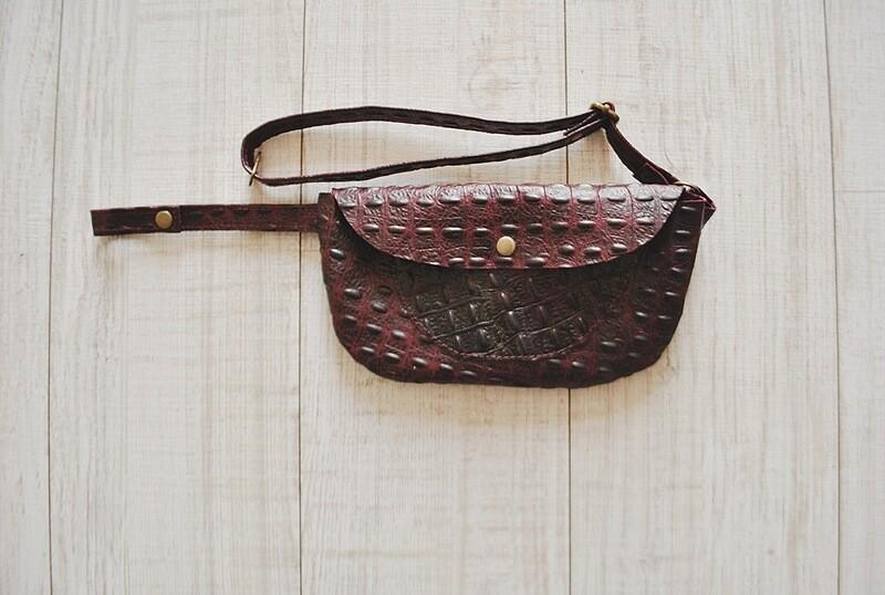 Поясная сумка Waist Bag CRC