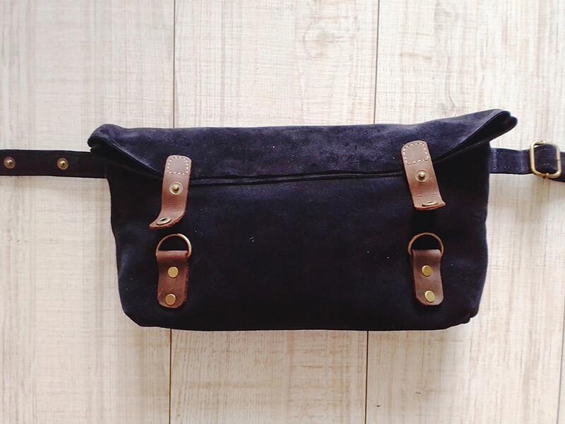 Поясная сумка Waist Bag BL