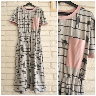 Платье DRESS MNKY
