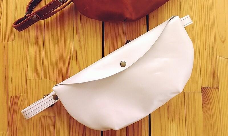 Поясная сумка Waist Bag WHITE
