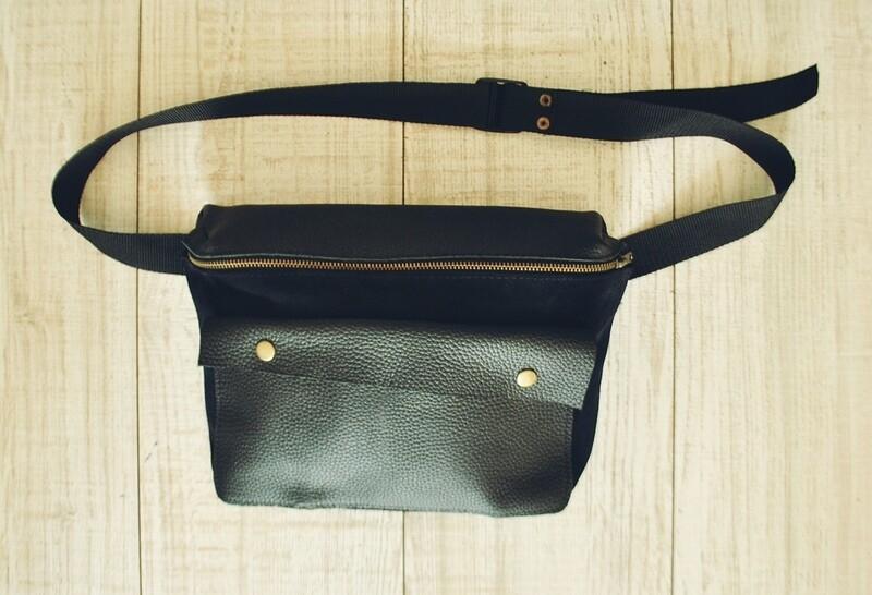 Поясная сумка Waist Bag BLK
