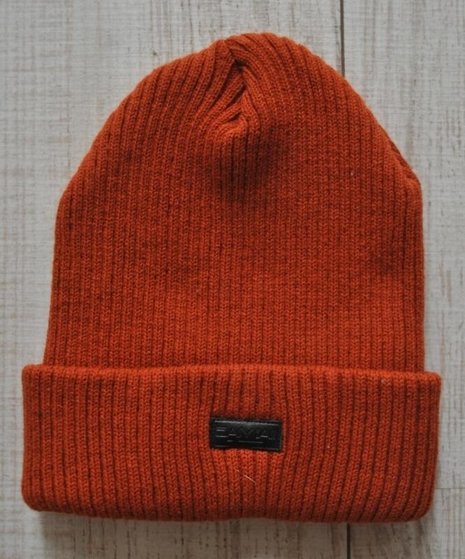 Шапка Wool Orange
