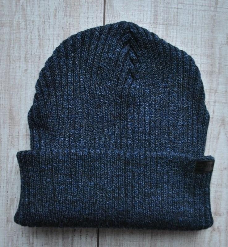 Шапка Wool Blue-Melange