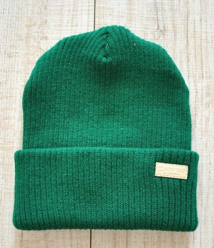 Шапка Wool Green