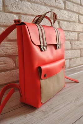 Рюкзак Backpack Red