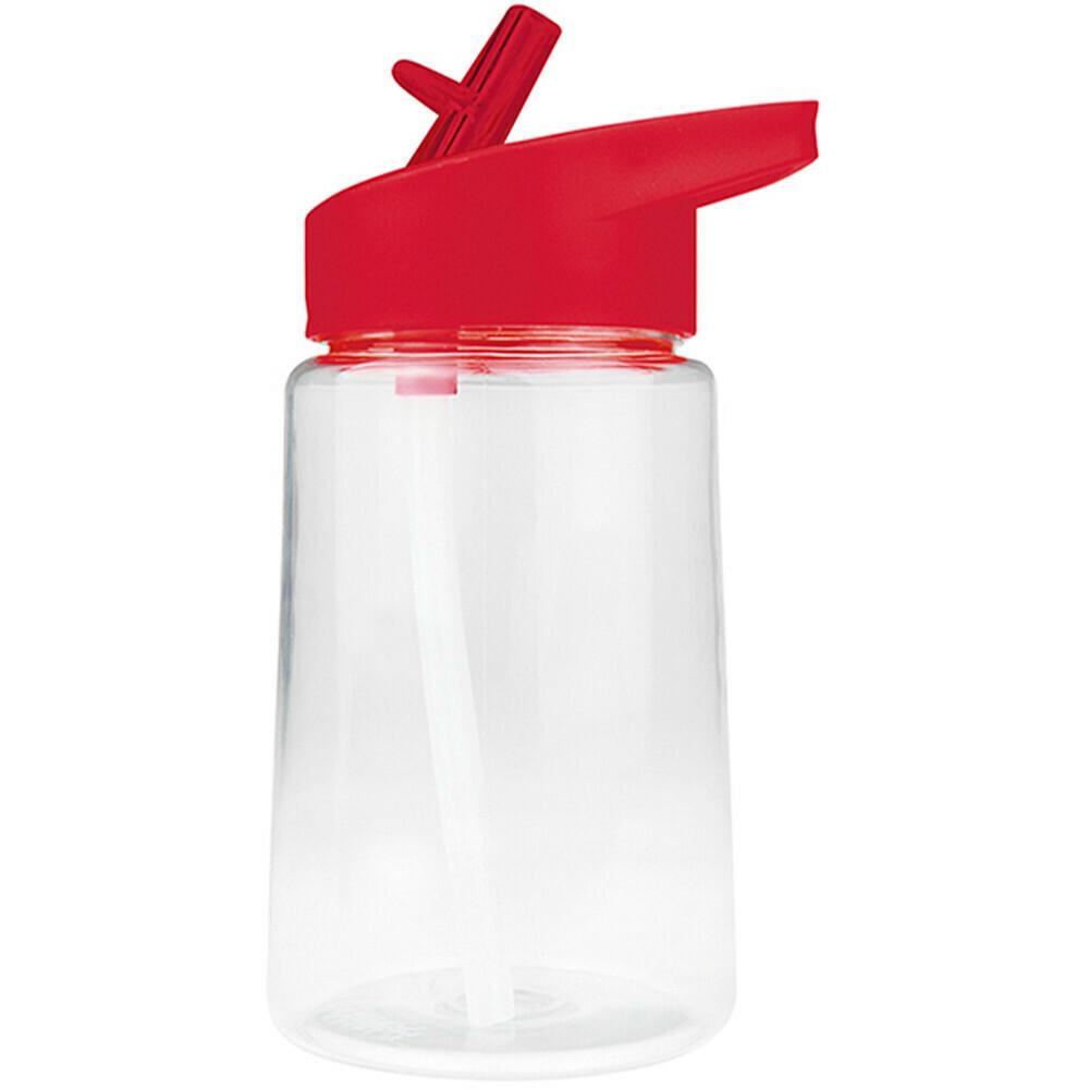 BOTELLA DE AGUA CON NOMBRE TRITAN, sin BPA,  + 2 AÑOS (350ml)