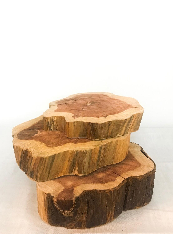 Wood Slices- Centerpiece