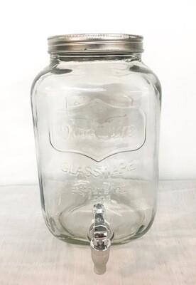 Drink Dispenser- Mason Jar