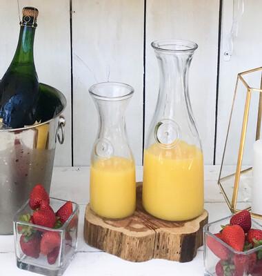 "Carafe - Juice - 8.5"" Small"