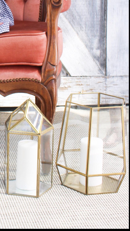 Gold Lanterns- Assortment