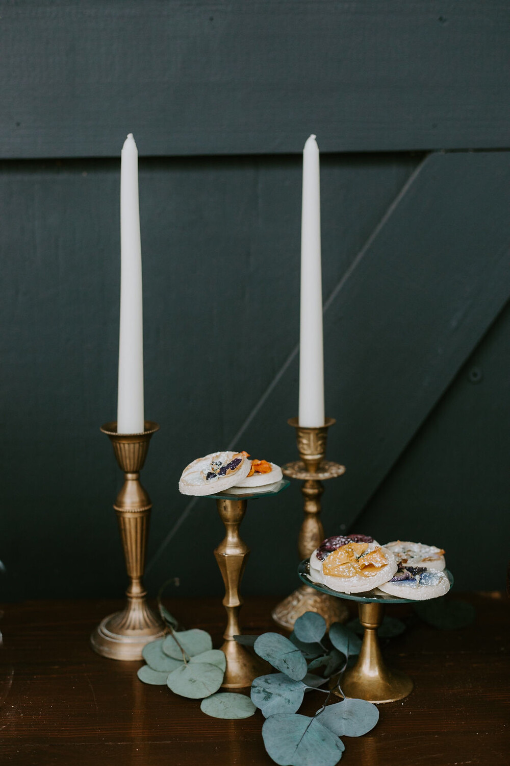 Gold Candle Stick Holders- Assortment