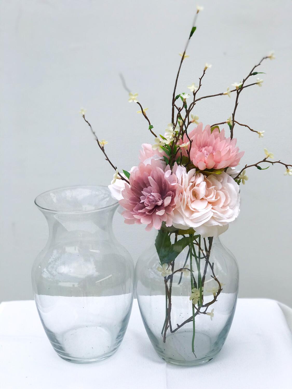 Medium Jardin Glass Vase