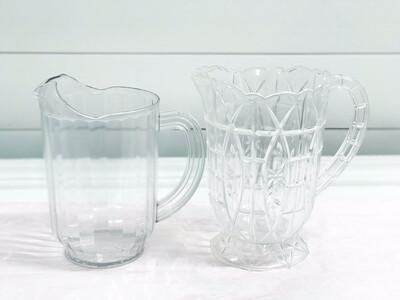 Plastic Glass Pitcher