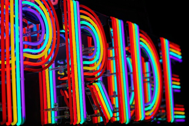 Pride Neon Artwork | Neon Light Sign