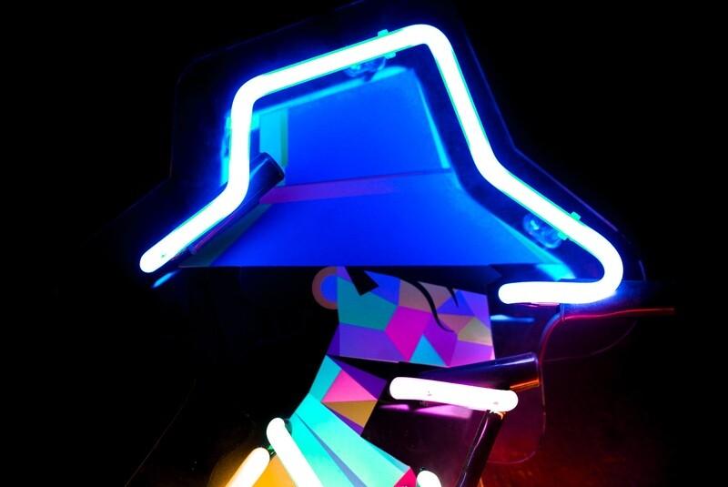 Michael Jackson Neon Artwork | Neon Light Sign