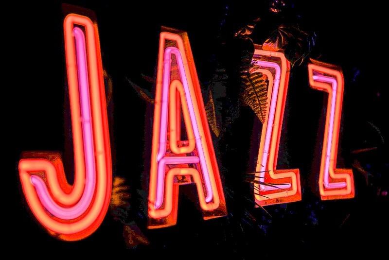 Jazz - Neon Light Letter Sign