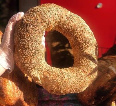 Sesame Ring