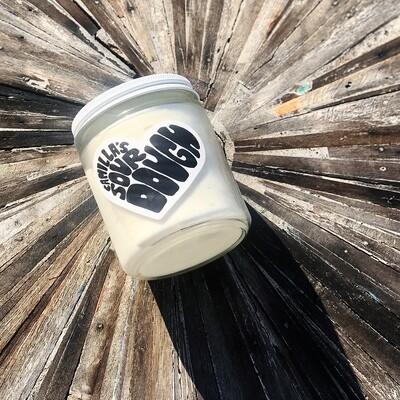 Vegan Butter Jar