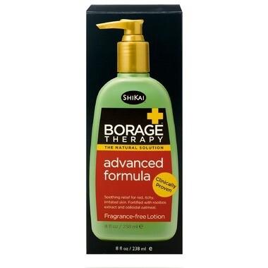 Shikai-Borage Advanced Therapy Lotion 238 Ml