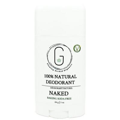 100% Natural  Naked 84G