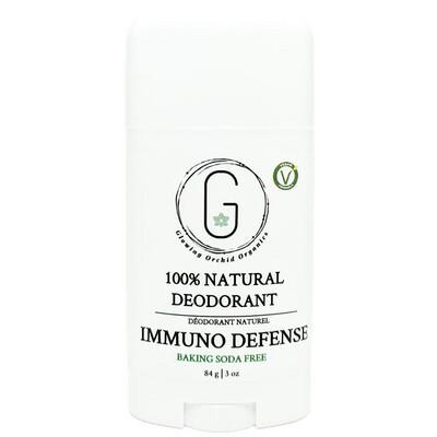 100% Natural Immuno Defense 84G