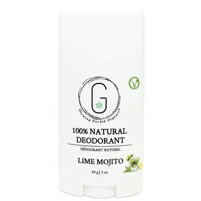 Deodorant, Lime Mojito, 84 G