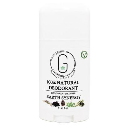 Deoderant- Earth Synergy 84G