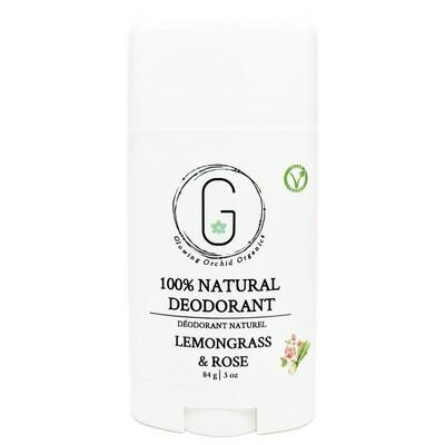 Lemongrass & Rose 84G