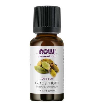 100% Pure Cardamon 10Ml